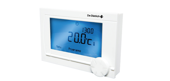 Visuel thermostat programmable TAM