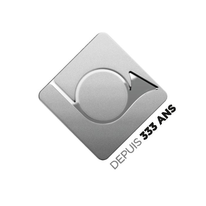 Logo pour les 333ans De Dietrich