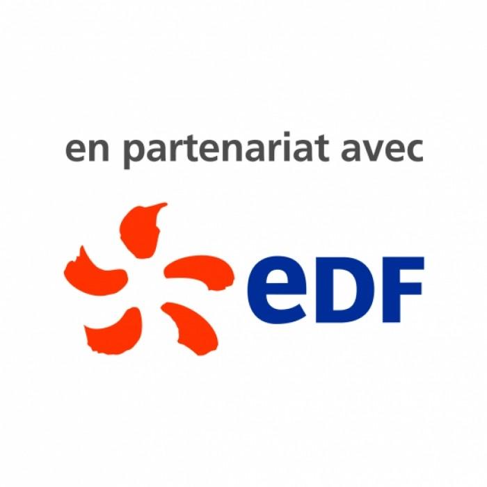 Offre en partenariat avec EDF