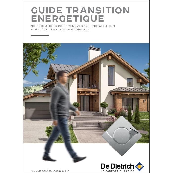 guide de transition énergétique pour rénover une installation fuel avec une pac