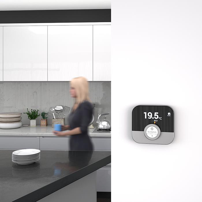 Photo d'ambiance Smart TC° dans une cuisine