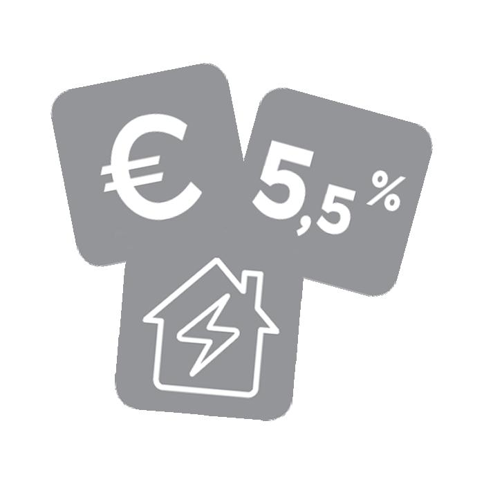 Logos économies pour l'opération énergie positive