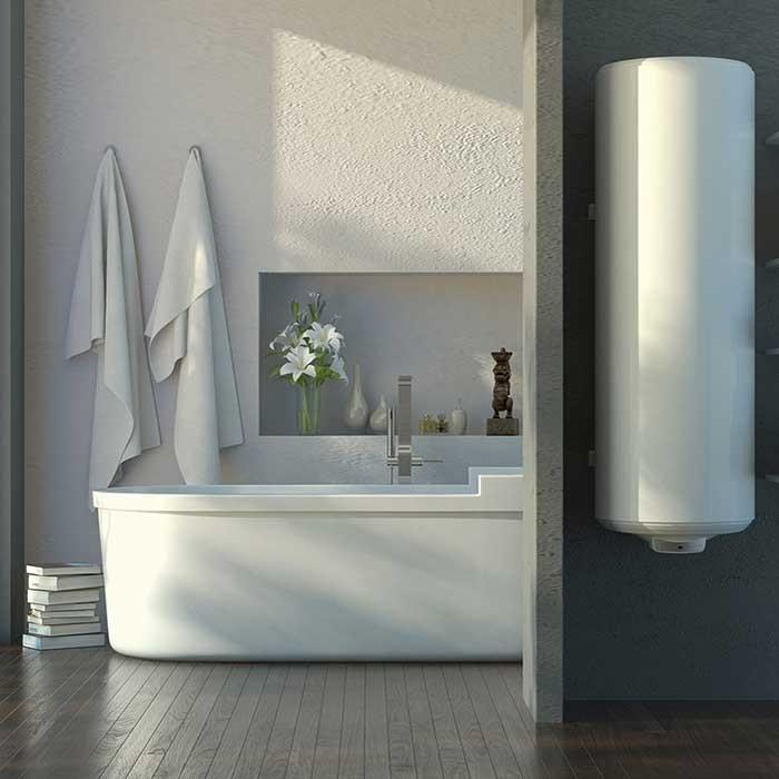 Photo d'ambiance pour chauffe eau électrique