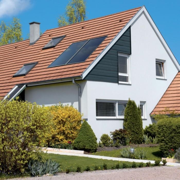 qu 39 est ce que l 39 nergie solaire thermique de dietrich. Black Bedroom Furniture Sets. Home Design Ideas