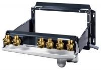 platine hydraulique de raccordement rapide