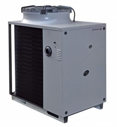 Pompe à chaleur air/eau gaz à absorption PGA 38 H