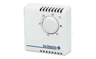 visuel du thermostat non programmable AD140