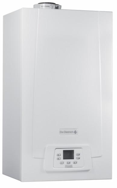 Chaudière murale gaz à condensation MPX MI Compact pour chauffage et production d'eau chaude sanitaire micro-accumulée