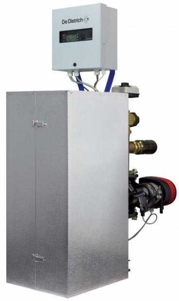 Préparateurs d'eau chaude sanitaire instantanée FWPS et FWPC