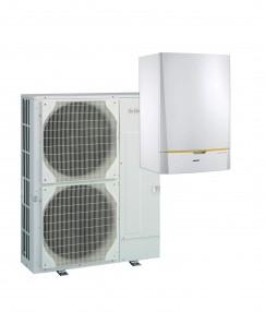 Pompes à chaleur air/eau Split inverter HPI