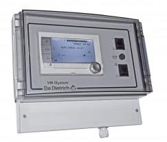 Panneau de commande régulation Diematic VM iSystem