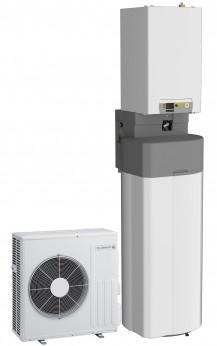 pompe chaleur air eau hpi evolution de dietrich thermique. Black Bedroom Furniture Sets. Home Design Ideas
