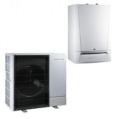 Pompe chaleur air eau rapide installer et puissante - Pompe a chaleur monobloc interieur ...