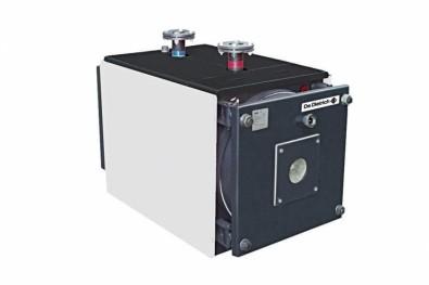 Photo Chaudière acier CABK à équiper d'un brûleur fioul ou gaz soufflé pour chauffage seul