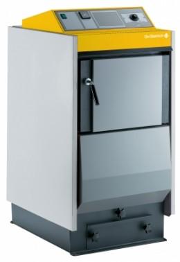 Chaudière à bois à tirage naturel CBB pour chauffage central à eau chaude