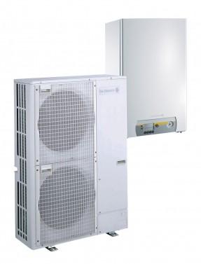 Pompes à chaleur air/eau split inverter Alezio Evolution