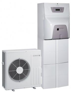 Pompes à chaleur hybride fioul à condensation au sol Alezio O hybrid pour chauffage et ecs