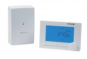 Thermostat d'ambiance programmable modulant OpenTherm