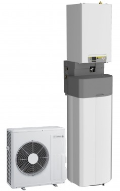 Pompes à chaleur air/eau Alezio compact