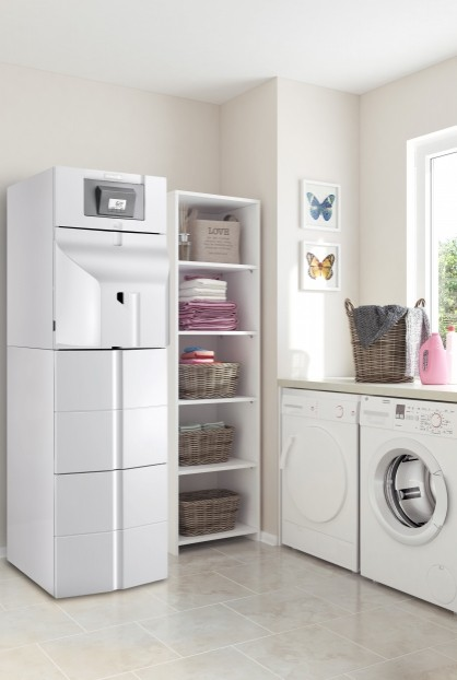 pompe chaleur hybride alezio o hybrid de dietrich. Black Bedroom Furniture Sets. Home Design Ideas