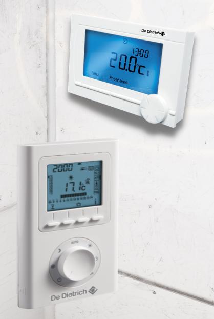 Thermostats d'ambiance modulant