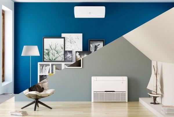 climatiseur mural et climatiseur console De Dietrich