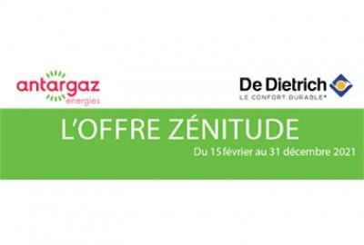 Offre duo Antargaz De Dietrich