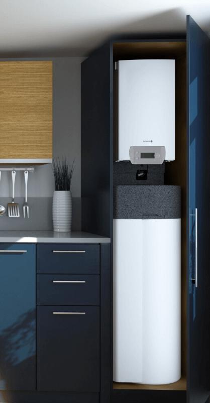 pompe a chaleur air eau compacte