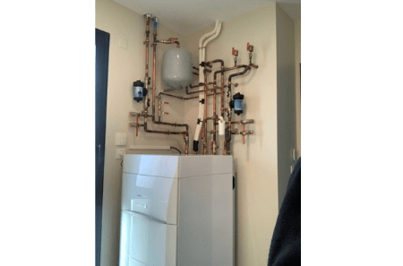 pompe a chaleur maison neuf